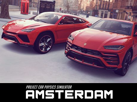Amsterdam Project Car Physics Simulator