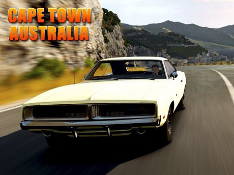 Cape Town Australia Project Car Physics Simulator