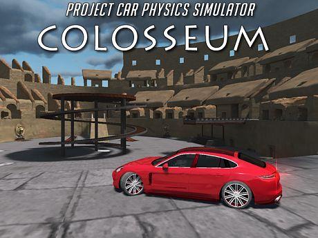 Colosseum Project Crazy Car Stunts