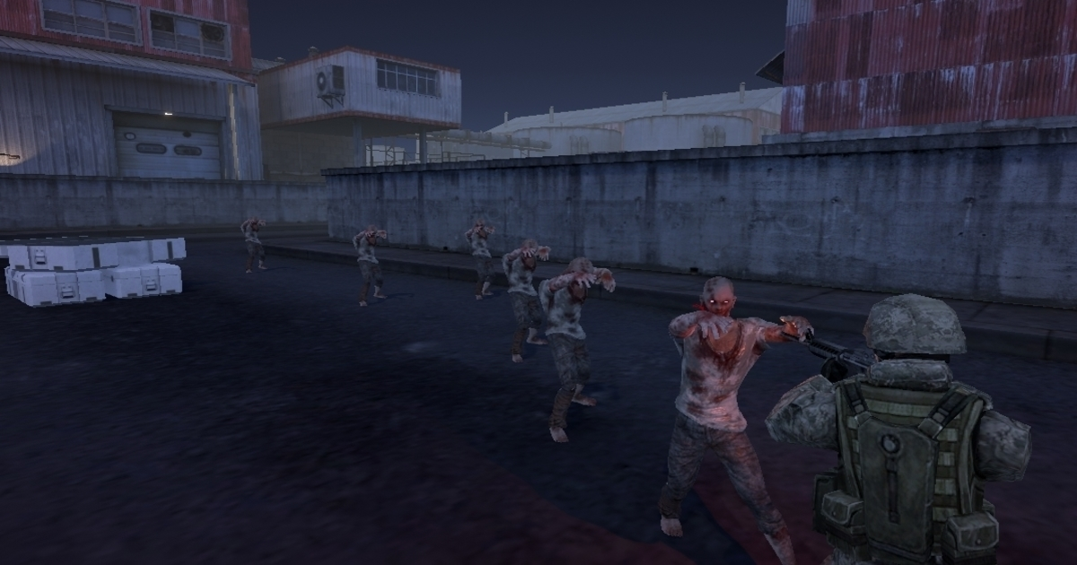 Dead Outbreak