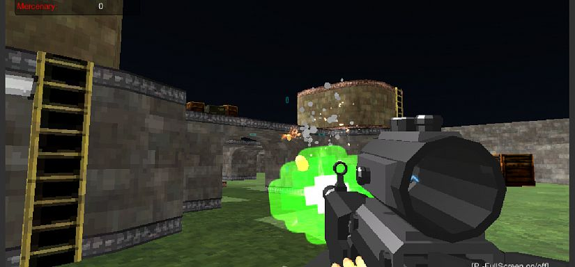 Extreme Pixel Gun Apocalypse 3 | Play the Game for Free on PacoGames