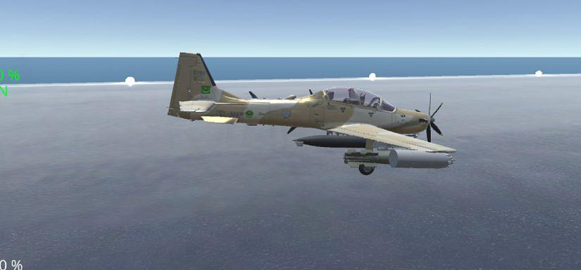 Fighter Aircraft Pilot Play - 3D Games