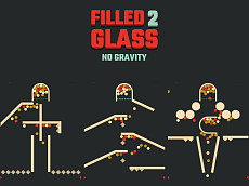 Filled Glass 2 No Gravity