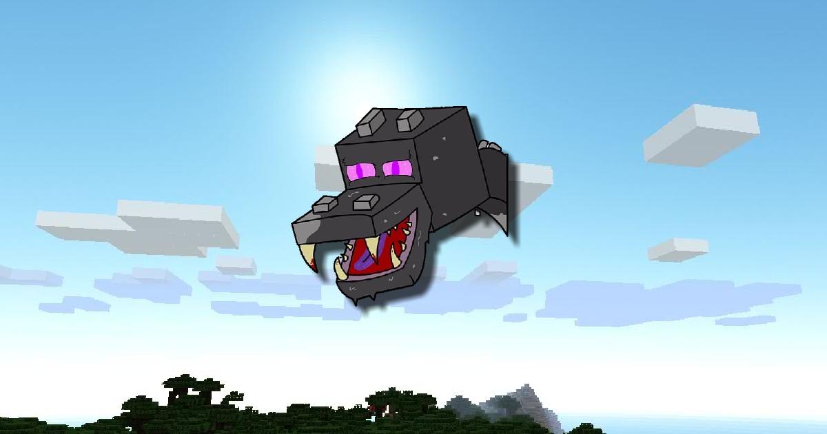 Image Minecraft Ender Dragon Adventure