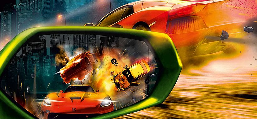 Modern Car Racing - Autá WebGL hra  7303bf5ed6c
