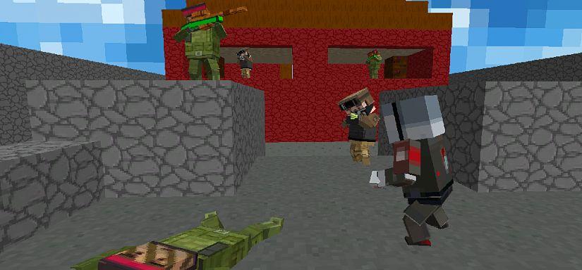 Pixel gun apocalypse 7 | GameArter com