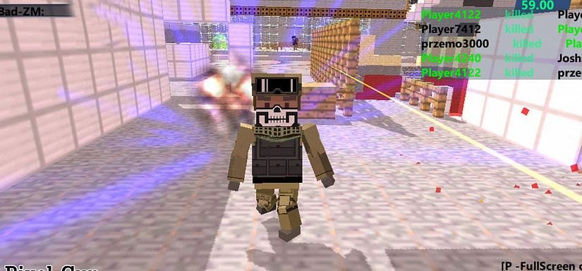 Pixel Gun Apocalypse Spiele Die Kostenlos Bei Pacogamescom