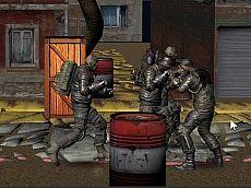 Realistic Street Fight Apocalypse