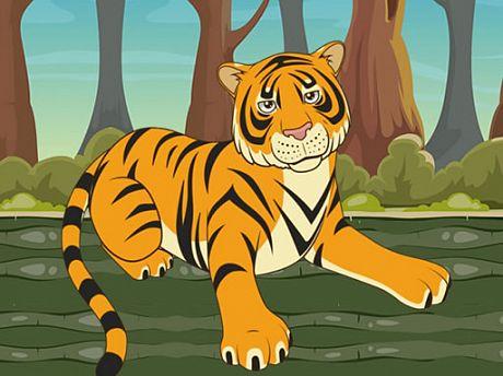 Tiger Jigsaw