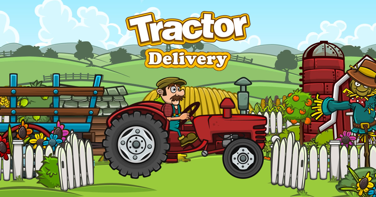 Tractor Delivery – FRIV360