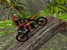 Xtreme Trials Bike