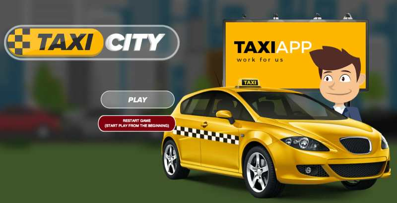 Taxi City game